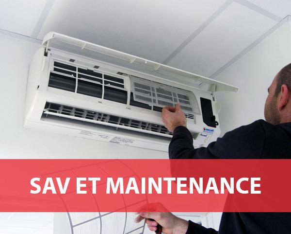 SAV Depannage Entretien Climatisation gainable split console