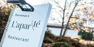 STME- Climatisation Restaurant l'Aparté Montrabe